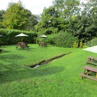 Cotswold village dog-friendly pub and walk, Gloucestershire - Cotswolds dog walk and dog-friendly pub.JPG