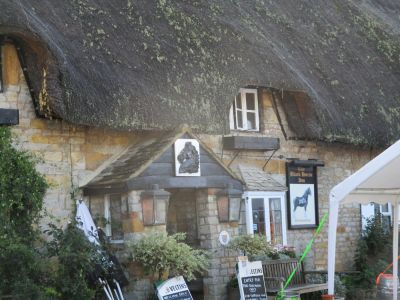 A3400 Shipston dog-friendly pub, Warwickshire - Driving with Dogs