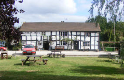 A438 Dog-friendly pub and dog walk near Birtsmorton, Worcestershire - Driving with Dogs