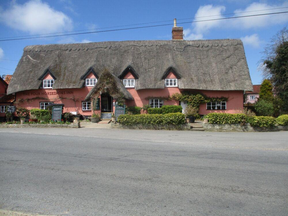 Thornham Magna dog-friendly pub and dog walks, Suffolk - Suffolk dog-friendly pubs with dog walks