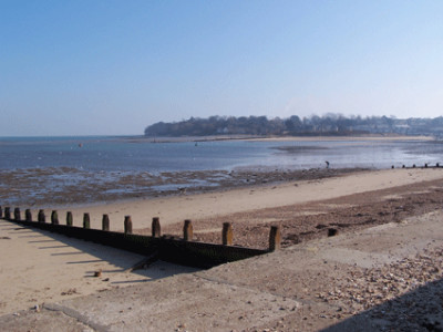 The Duver dog walk, Isle of Wight - Driving with Dogs