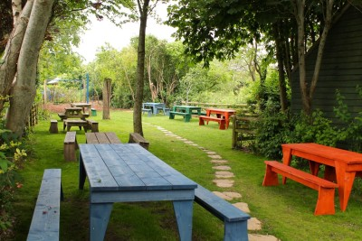 Dog-friendly inn with large garden near Langport, Somerset - Driving with Dogs