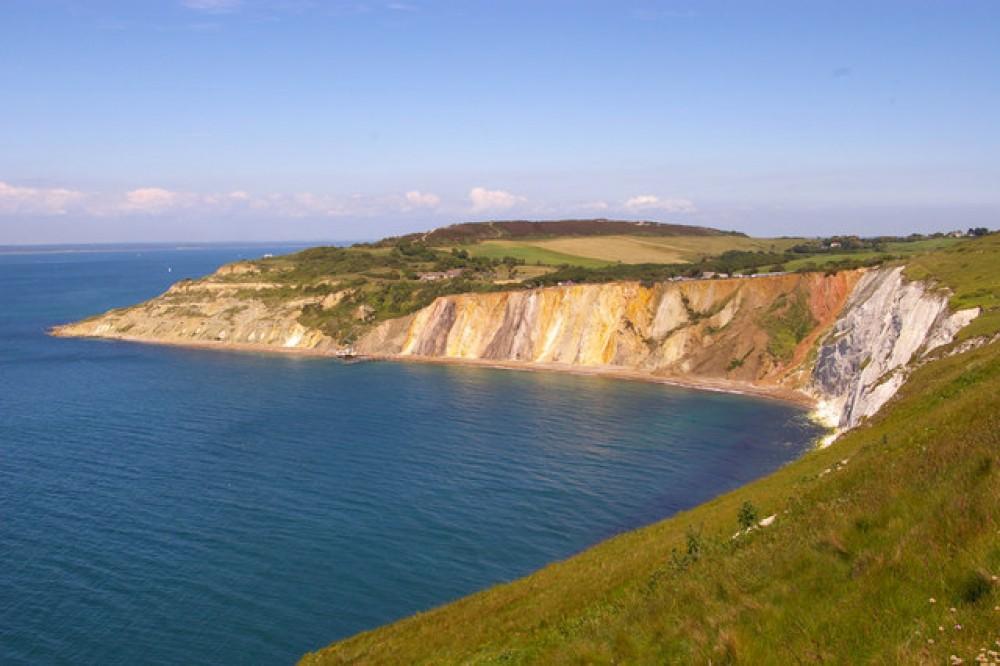 Headon Warren dog walk, Isle of Wight - Dog walks on the Isle of Wight