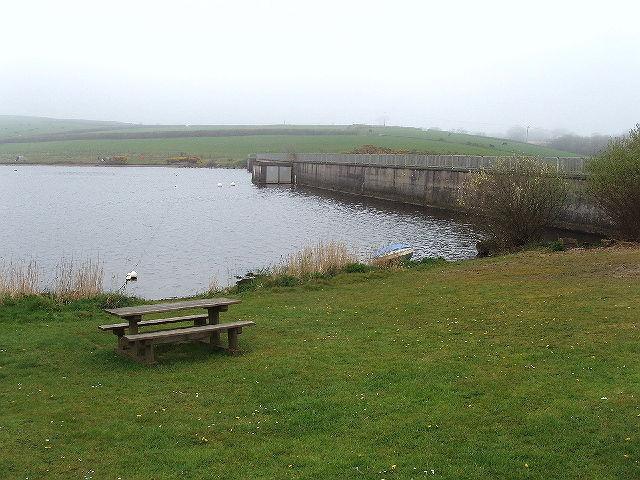 A39 lakeside stroll and dog-friendly cafe, Cornwall - Dog walk in Cornwall