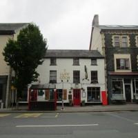 Dog-friendly hotel in Machynlleth, Wales - dog-friendly pubs and dog walks in Wales.JPG