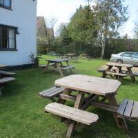 The Thorndon Black Horse dog-friendly pub, Suffolk - Suffolk dog-friendly pubs with dog walks
