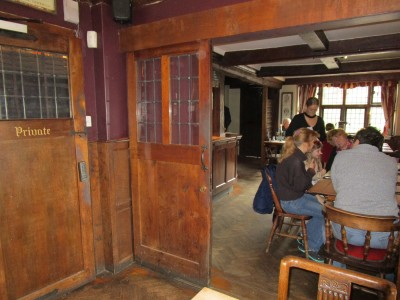 Tudor dog-friendly pub and dog walk, Kent - Driving with Dogs