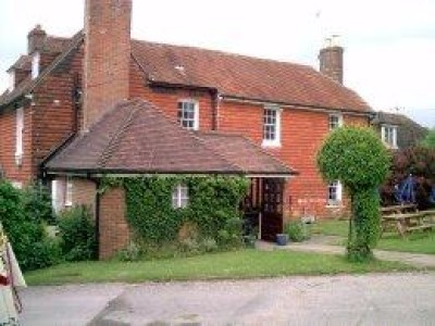 A272 rural pub and dog walk, Hampshire - Driving with Dogs