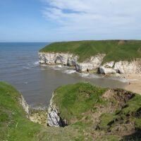 Flamborough dog-friendly beach and walk, East Yorkshire - Yorkshire dog-friendly beaches and dog walks