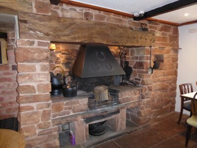 A6 Village pub and dog walk near Penrith, Cumbria - Driving with Dogs