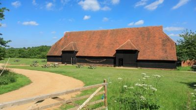 Medieval village with dog walks and dog-friendly pub, Essex - Driving with Dogs