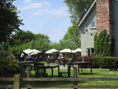 Heritage railway dog walk and dog-friendly country inn, Northamptonshire - Driving with Dogs