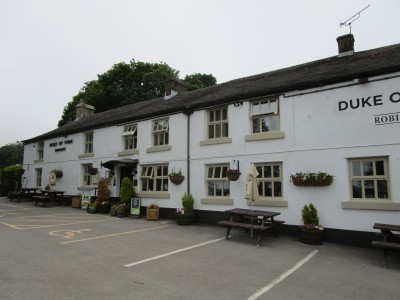 A515 dog-friendly pub and dog walk on the way to Buxton, Derbyshire - Driving with Dogs