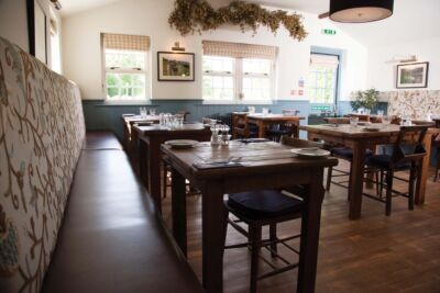 George and Dragon dog-friendly bar and rooms, Cumbria - Driving with Dogs