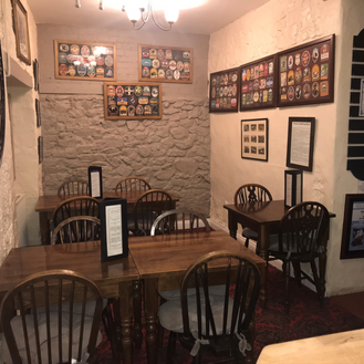 Dog-friendly pub and walk - famous in folksong, Devon - Devon dog-friendly pub and walk.png