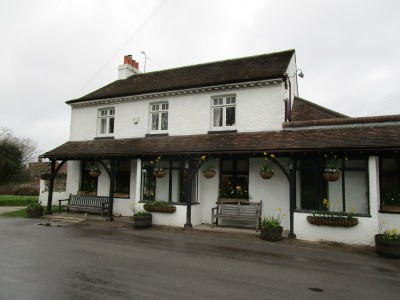 Limpsfield Chart dog-friendly pub and dog walk, Surrey - Driving with Dogs