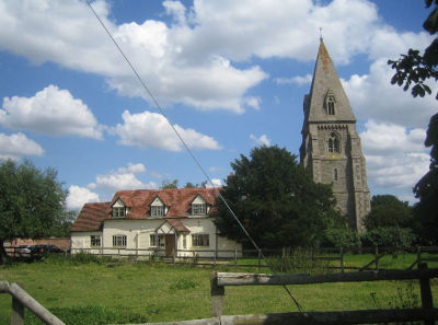 Dog-friendly riverside pub and walks near Didcot, Oxfordshire - Driving with Dogs