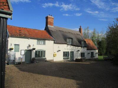Dog-friendly village inn with rural charm, Suffolk - Driving with Dogs
