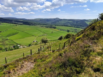 Tegg's Nose dog walks near Macclesfield, Cheshire - Driving with Dogs