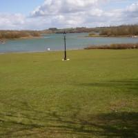 Waterside dog-friendly pub and dog walk, Derbyshire