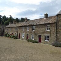 A68 Medieval village with dog-friendly hotel and walks, Northumberland - Dog walks in County Durham