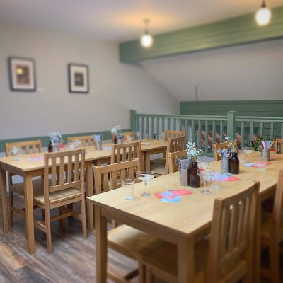 Bowness-on-Windermere dog-friendly cafe, Cumbria - Driving with Dogs