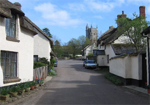 A373 historic dog-friendly inn and dog walk near Honiton, Devon - Driving with Dogs
