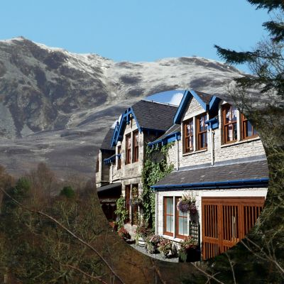 Pet-friendly Rosemount Hotel - Cairngorms, Scotland - Driving with Dogs