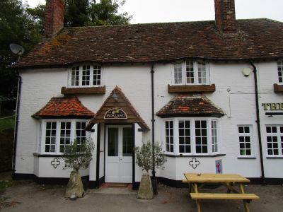 A34 dog-friendly pub and dog walk near Wantage, Berkshire - Driving with Dogs