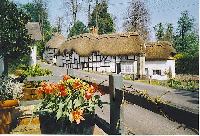 A303 dog-friendly inn, B&B and dog walk, Hampshire - village.jpg