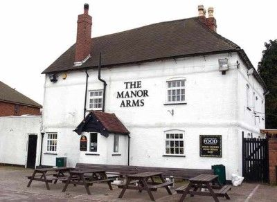 The Manor Arms - heritage pub near Walsall, West Midlands - Driving with Dogs