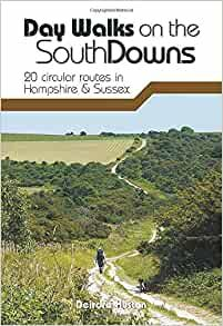 Day Walks on the South Downs