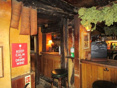 A274 superb dog-friendly pub near Sissinghurst, Kent - Driving with Dogs
