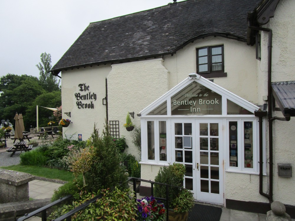 Fenny Bentley dog-friendly inn, Derbyshire - Peak District dog-friendly pub