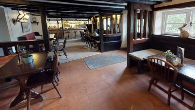 A396 dog-friendly pub with B&B, Somerset - Driving with Dogs