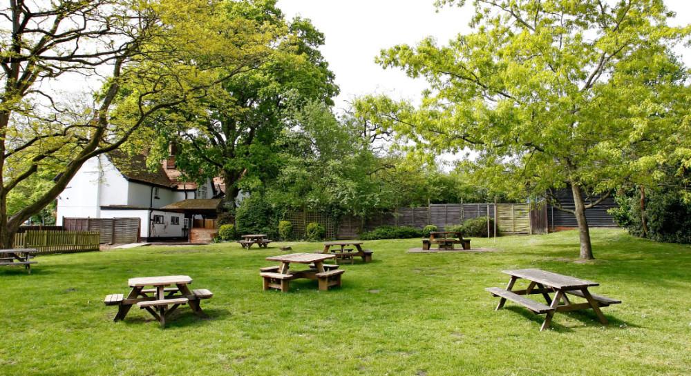 A327 dog friendly pub and dog walk near Wokingham, Berkshire - Berkshire dog walk and dog friendly pub