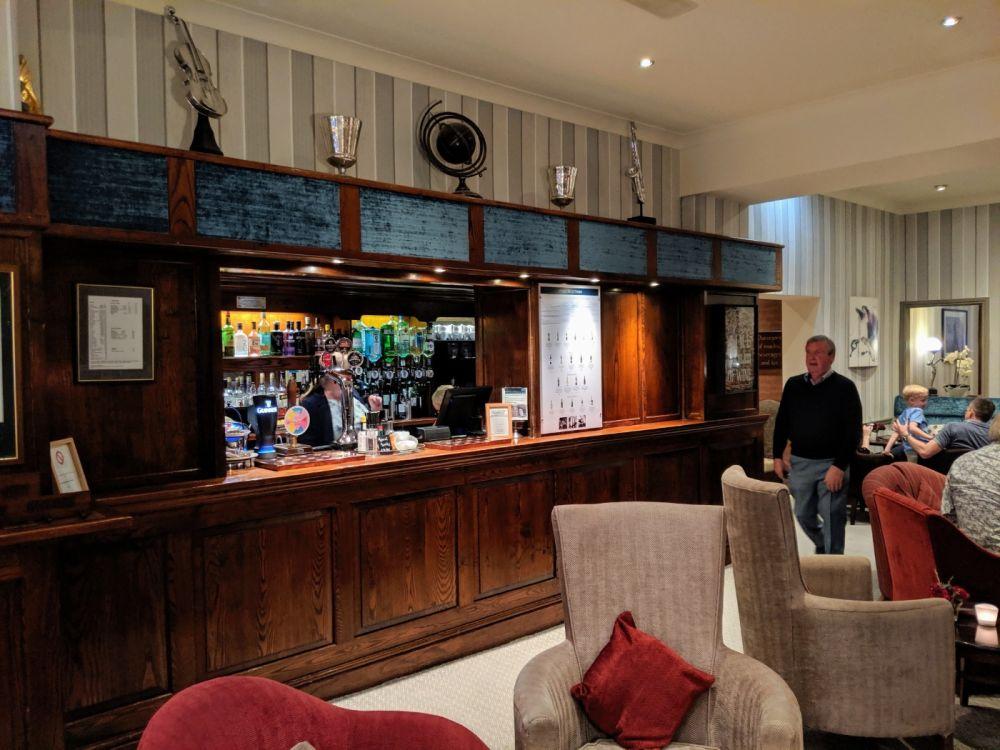 Ambleside Salutation Dog-Friendly Hotel & Bar, Cumbria - Cumbria dog-friendly pub
