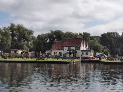 Traditional pub on the Broads with moorings, Norfolk - Driving with Dogs