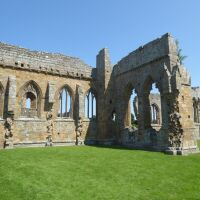 A66 Abbey ruins and dog walk near the river Tees, County Durham - Dog walks in County Durham