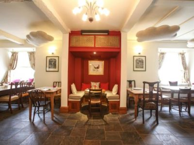 A39 Exmoor dog-friendly pub with B&B and dog walk, Somerset - Driving with Dogs