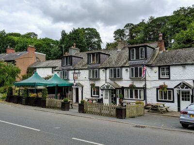 Royal Oak dog-friendly pub, Cumbria - Driving with Dogs