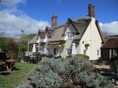 Country pub and dog walk near Bury St Edmunds, Suffolk - Driving with Dogs