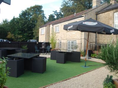 Dog-friendly country inn with B&B near Bath, Somerset - Driving with Dogs
