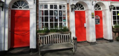 A281 Low Weald dog-friendly pub and dog walk, Surrey - Driving with Dogs