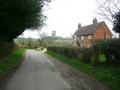 A505 dog-friendly village pub and a dog walk, Hertfordshire - Driving with Dogs
