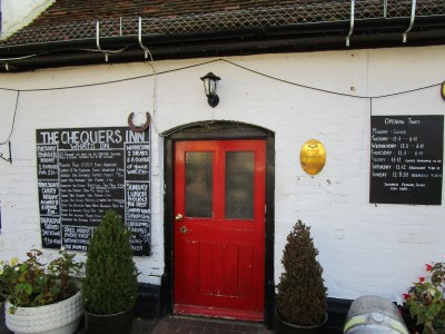A2 near Sittingbourne dog-friendly pub and dog walk, Kent - Driving with Dogs