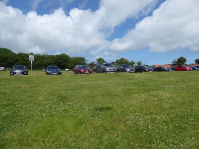 Dog walk with dog-friendly beach and pub near Flamborough, Yorkshire - Driving with Dogs