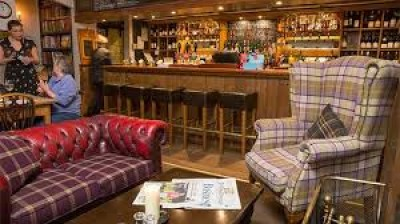 Dog-friendly pub near Liphook, West Sussex - Driving with Dogs