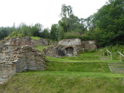 Riverside dog walk and industrial heritage, Northumberland - Driving with Dogs