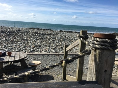 Victoria Inn - dog-friendly pub by the beach, Wales - Driving with Dogs